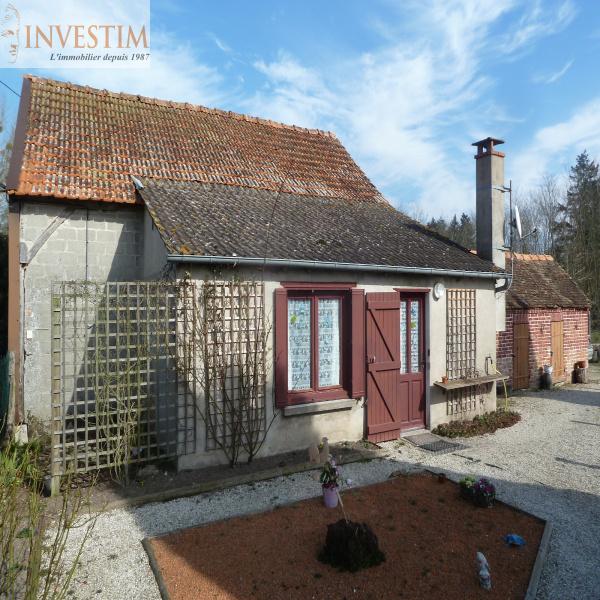 Offres de vente Maison La Ferté-Saint-Cyr 41220