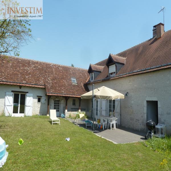 Offres de vente Maison Cour-sur-Loire 41500