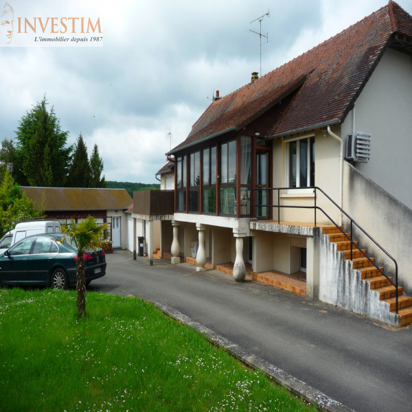 Offres de location Appartement Saint-Sulpice-de-Pommeray 41000