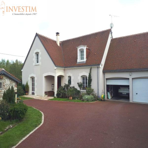 Offres de vente Maison Chitenay 41120