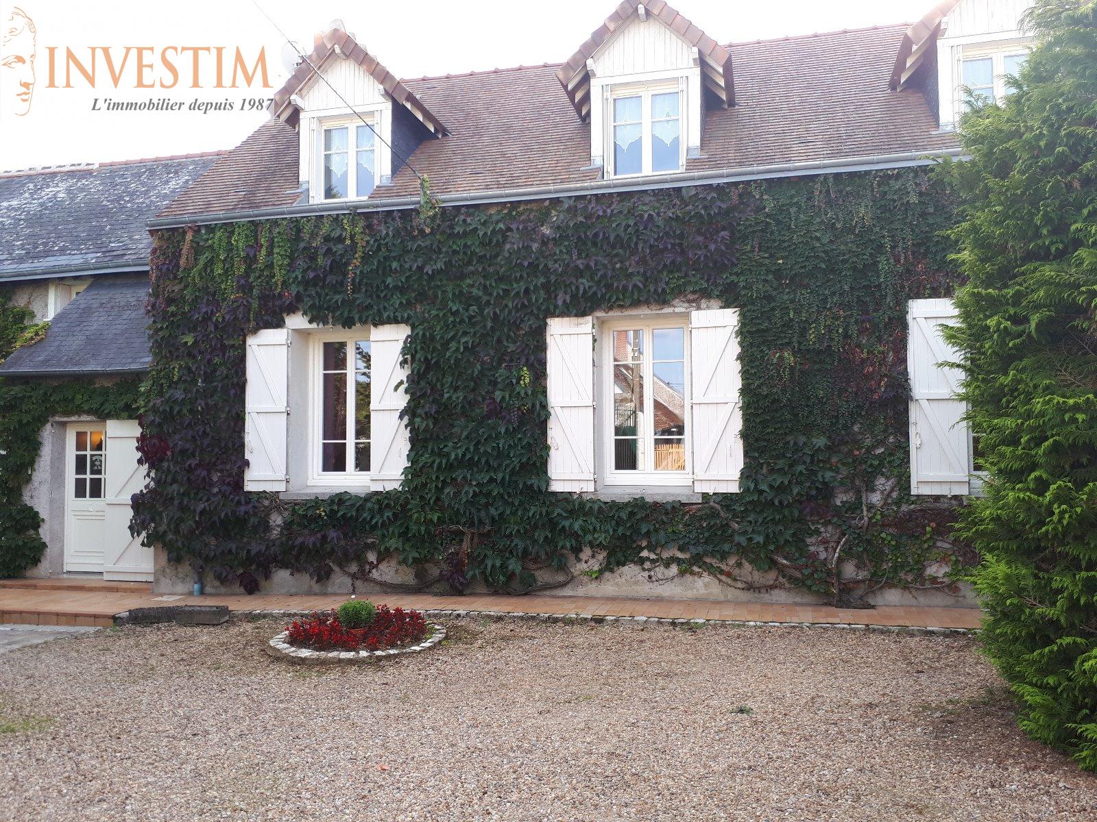 Offres de vente Maison Saint-Denis-sur-Loire 41000